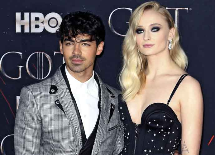 Joe Jonas & Sophia Turner Get Married In A Surprise Vegas Ceremony By Elvis Impersonator