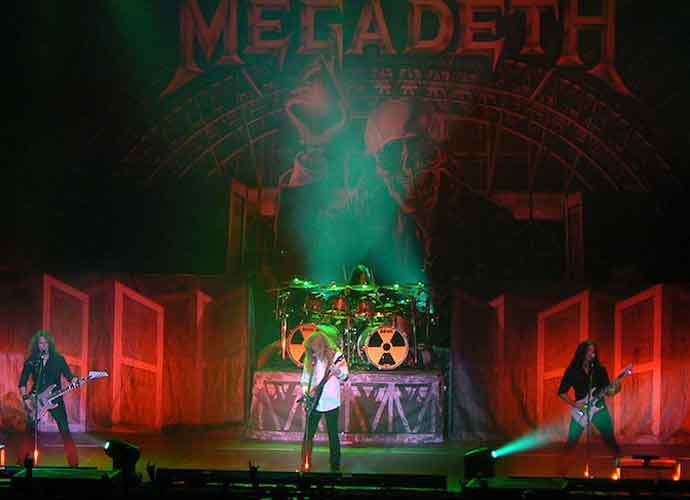 Megadeth Announces New 2021 Concert Dates!