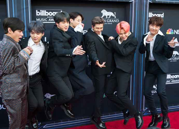K-Pop Group BTS Shares Statement Condemning Anti-Asian Violence