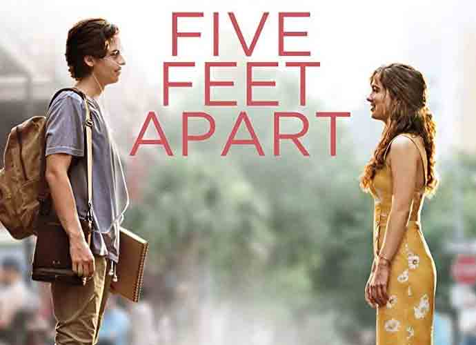 'Five Feet Apart' Blu-Ray Review: Doesn't Rise Above Cliches
