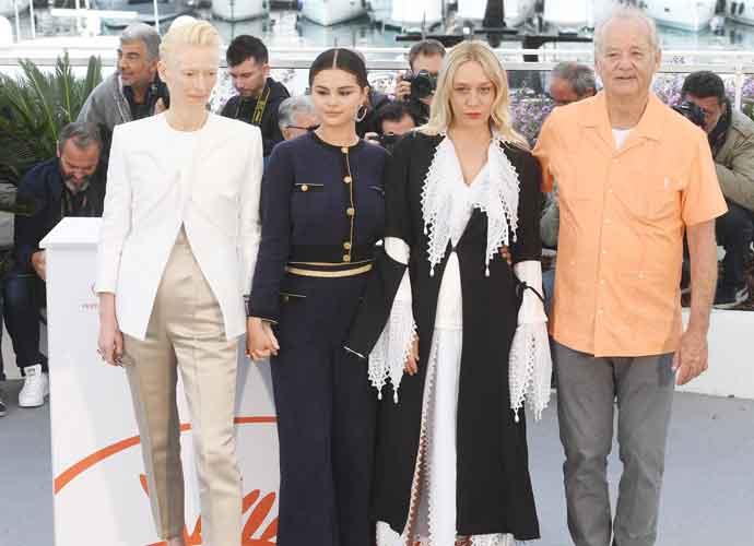 Tilda Swinton, Selena Gomez, Chloe Sevigny & Bill Murray Promote 'The Dead Don't Die' At Cannes Film Festival
