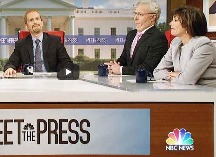 'SNL' Cold Open Mocks GOP Member's Blind Loyalty To Trump [VIDEO]