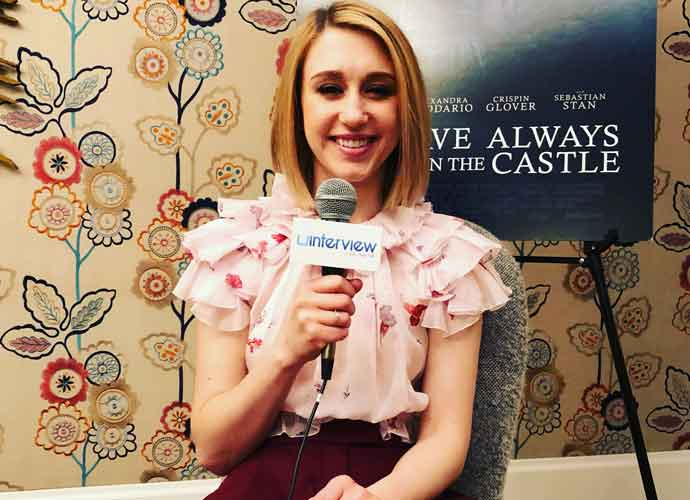 VIDEO EXCLUSIVE: Taissa Farmiga On 'We Have Always Lived In The Castle,' Part 2