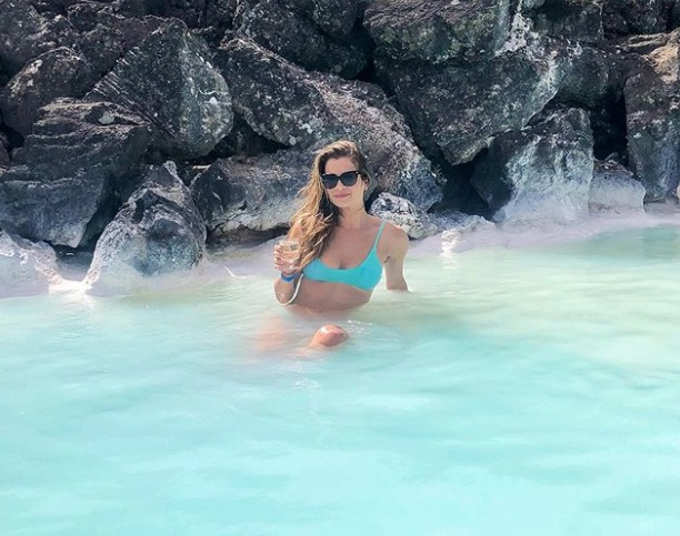 Southern Charm's Naomie Olindo Chills Out On Adventurous Out Trip To Iceland