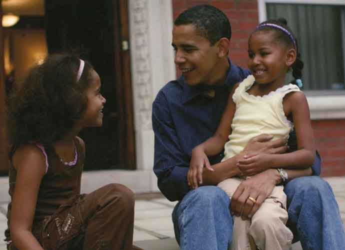 Michelle Obama, Prince Harry & More Celebrities Post Father's Day Tributes