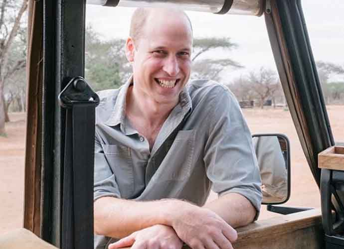 Prince William Celebrates His 37th Birthday In Kenya [PHOTOS]