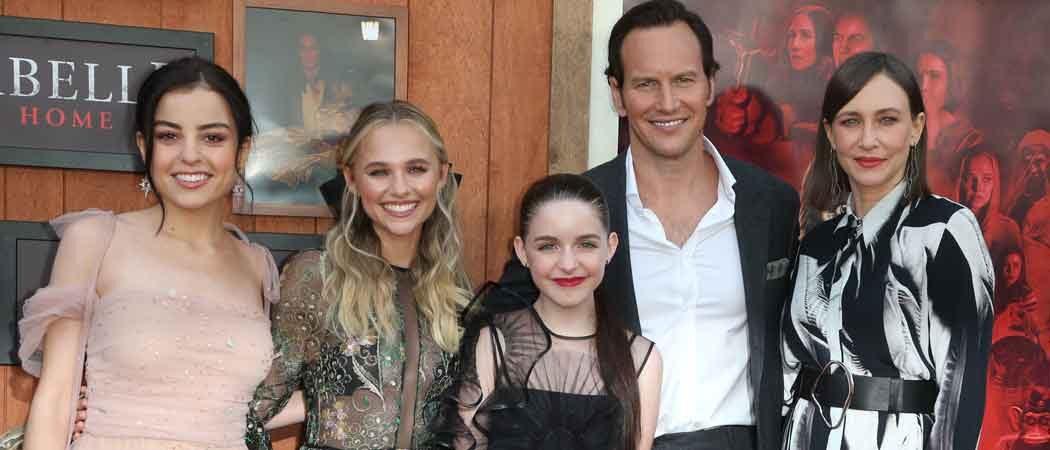 Vera Farmiga, Patrick Wilson & Cast Of 'Annabelle Comes Home' Together At L.A. Premiere