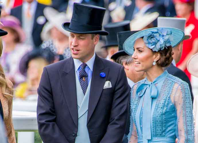 Prince William & Catherine Shine During Royal Ascot [Photos]