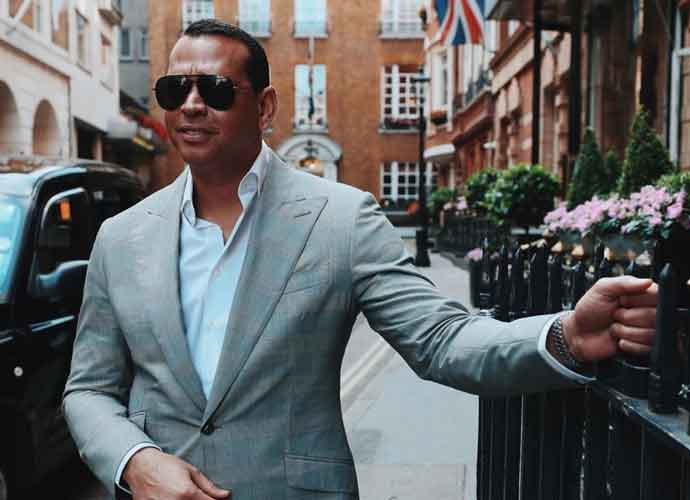 A-Rod Looks Sharp In London For MLB Games