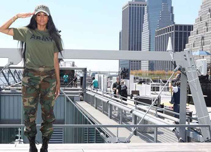 Ciara Pays Tribute To Her Military Parents In July 4th Video, But Gets Social Media Backlash From Some Fans