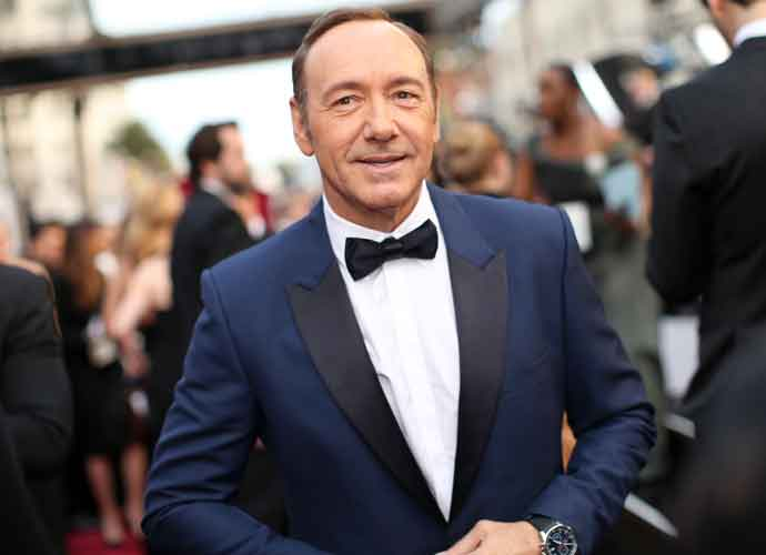 Groping Charges Against Kevin Spacey Dropped In Massachusetts