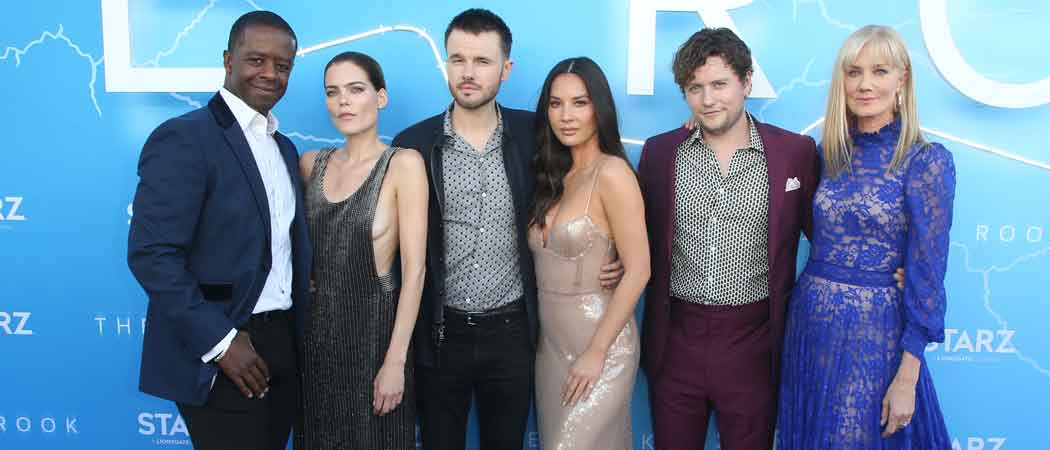 Olivia Munn, Jon Fletcher & Joely Richardson Shine At Premiere Of Hulu's 'The Rook'
