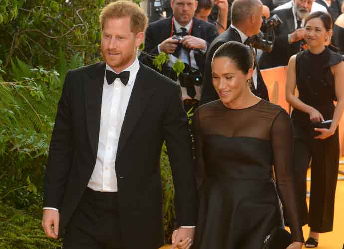 Prince Harry & Meghan Markle Suing British Tabloids For Publishing Letter To Thomas Markle
