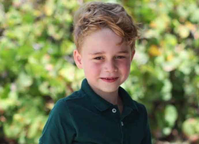 Photos Of Prince George From Sixth Birthday Released By Kensington Palace