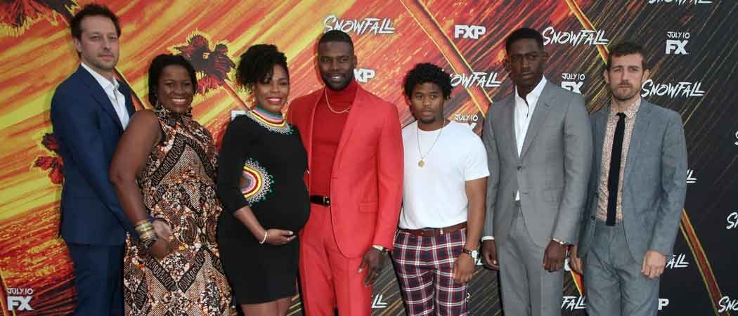 'Snowfall' Casts Gets Colorful At Season 3 Premiere