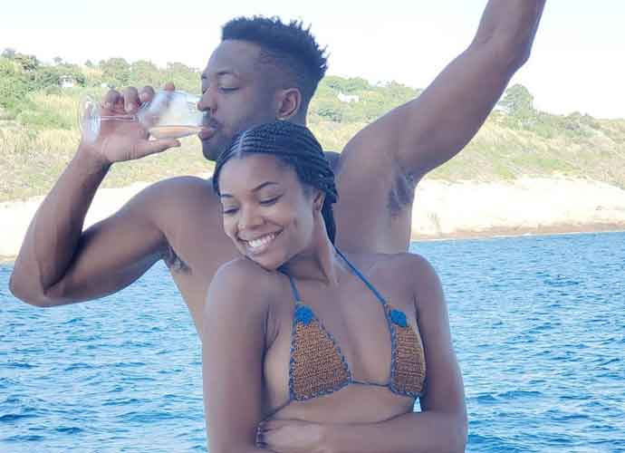 Dwayne Wade & Gabrielle Union-Wade Vacation With Friends On Italy's Amalfi Coast
