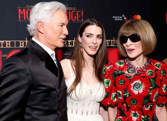 Baz Luhrmann, Anna Wintour & Daughter Bee Shaffer Carrozzini Huddle At Opening Of 'Moulin Rouge' On Broadway [Ticket Info]