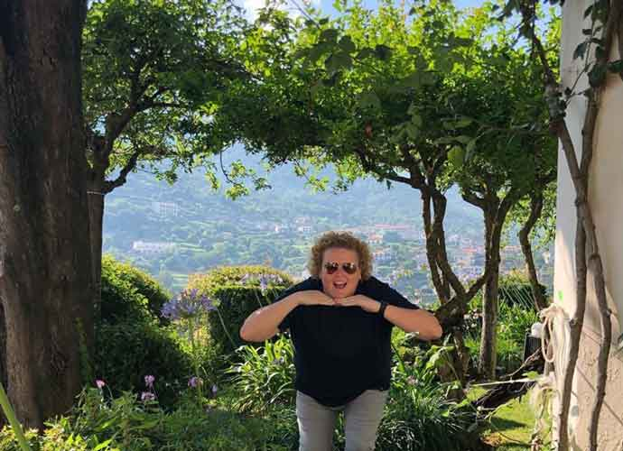 Fortune Feimster Tours Italy With Fiancé Jacquelyn Smith