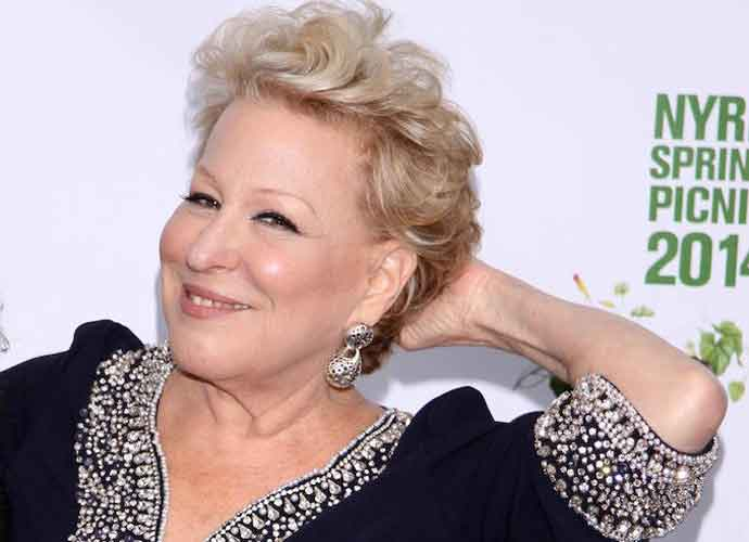 Bette Midler Pens Naughty Poem About Donald & Melania Trump, Attack On David Koch