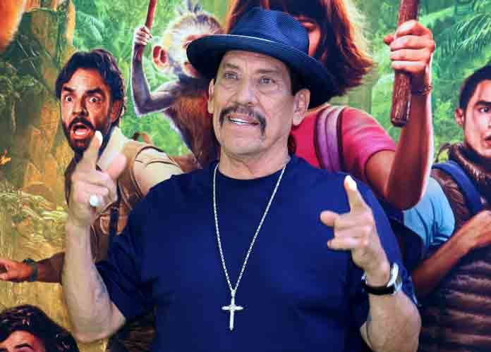 Danny Trejo Rescues Baby Trapped In Overturned Car In Los Angeles