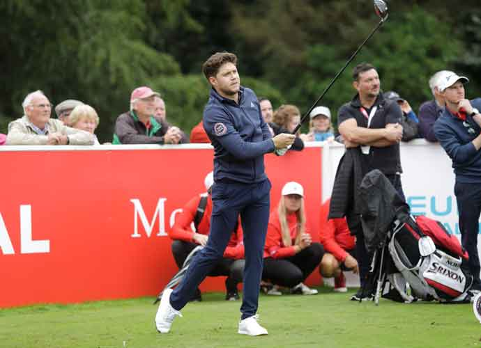 Niall Horan Hosts ISPS Handa Word Invitational Pro-Am Tournament In Ireland
