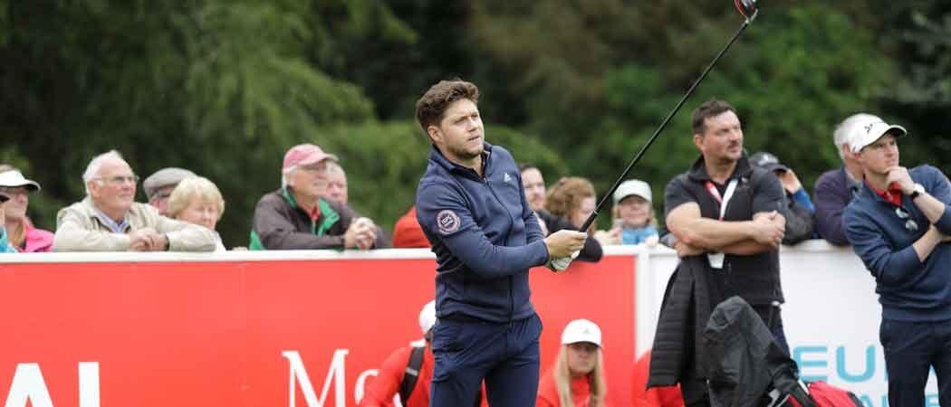 Niall Horan Hosts ISPS Handa Word Invitational Pro-Am Tournament In Ireland