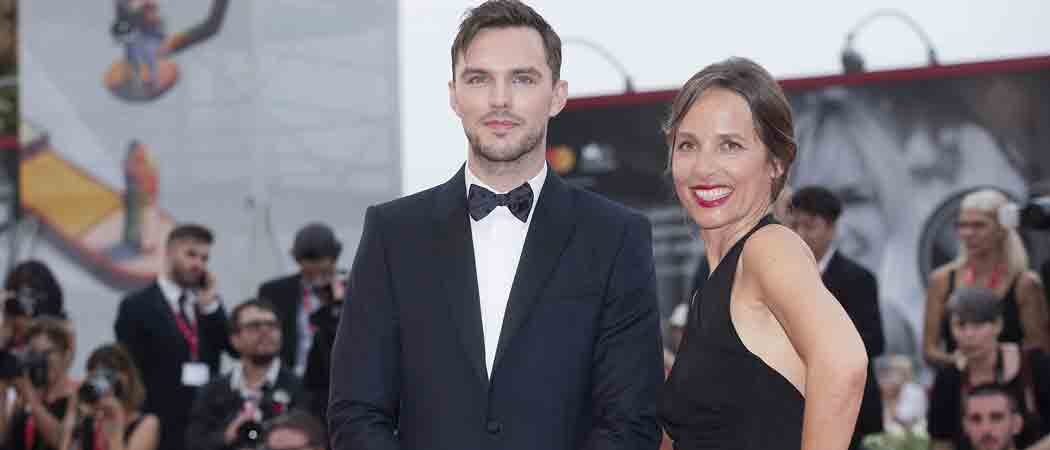 Nicholas Hoult Attends 'The Truth' Screening At 2019 Venice Film Festival Opening Night