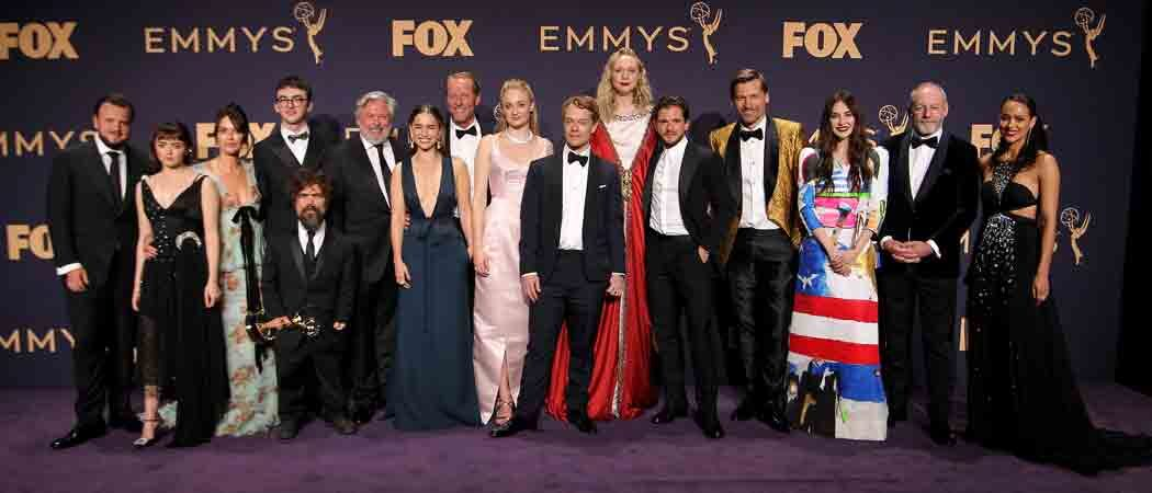Emmys 2019: 'Game Of Thrones' Wins Best Drama Series, 'Fleabag' Wins Best Comedy [FULL WINNERS LIST]