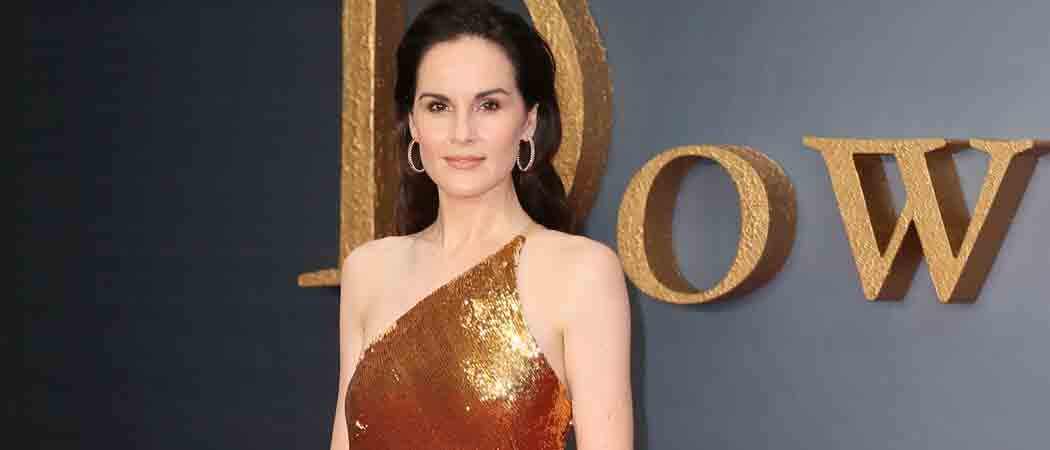 Michelle Dockery Attends World Premiere Of 'Downton Abbey' Movie In London
