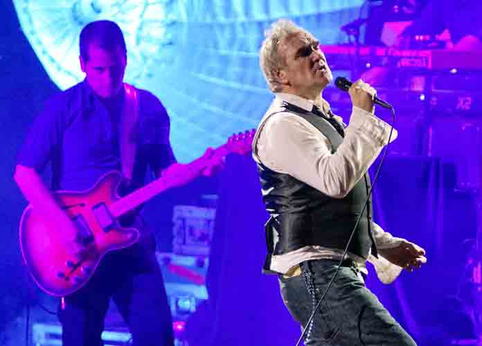Morrissey Performs At Ravinia In Highland Park, Illinois [Ticket Info]