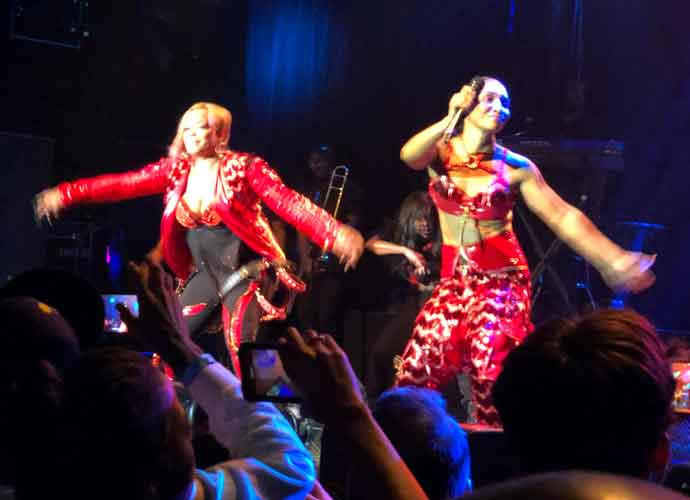 TLC Concert Kicks Off A Busy Advertising Week New York