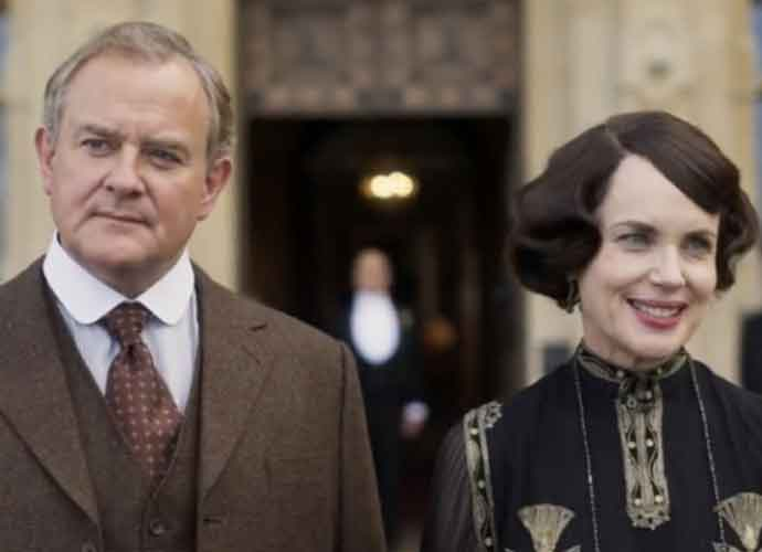 VIDEO EXCLUSIVE: Elizabeth McGovern & Hugh Bonneville On 'Downton Abbey' Movie, Inspiration For Characters