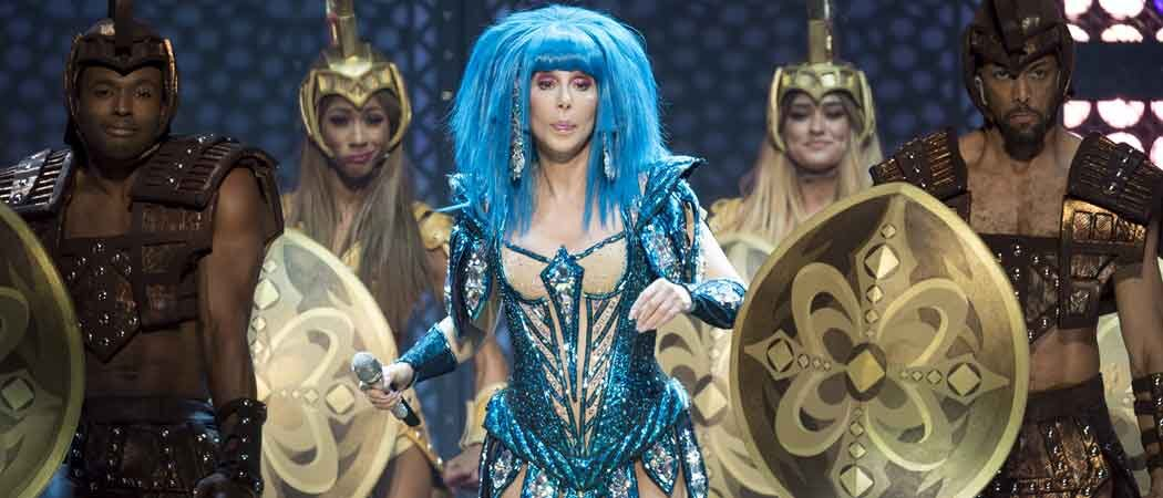 At 73, Cher Still Wows Fans At Manchester Arena