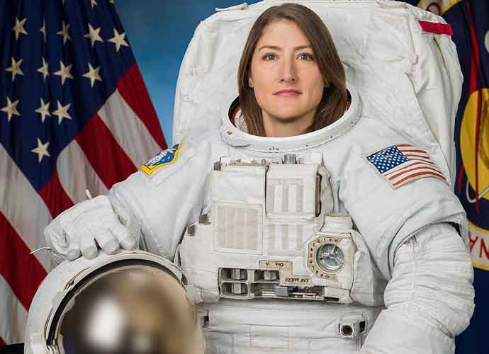 NASA Astronauts Christina Koch & Jessica Meir Make History In First All-Female Space Walk