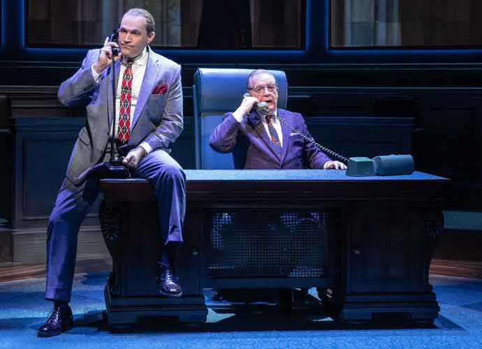 'The Great Society' Theater Review: Another President In Crisis With Nary A Tweet