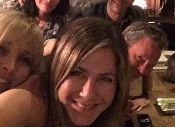 Jennifer Aniston Crashes Instagram With Friends' Reunion Photo, Admits To Having Fake 'Finsta' Account