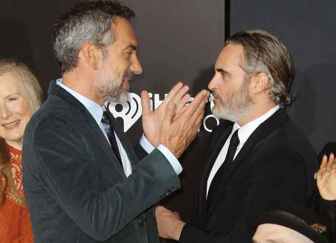 Todd Phillips & Joaquin Phoenix Attend Premiere Of 'Joker' At The TCL Chinese Theatre