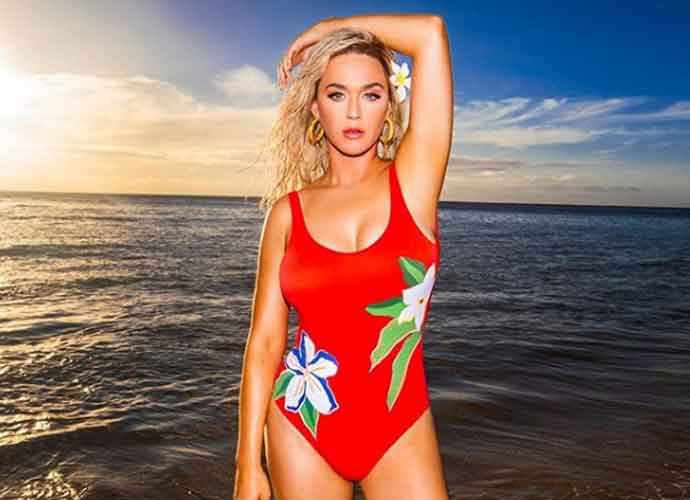 Katy Perry Celebrates 35th Birthday By Sharing A Behind The Scenes Photo From 'Harleys In Hawaii'