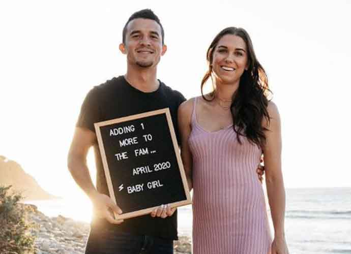 Alex Morgan Pregnant With First Child With Husband Servando Carrasco