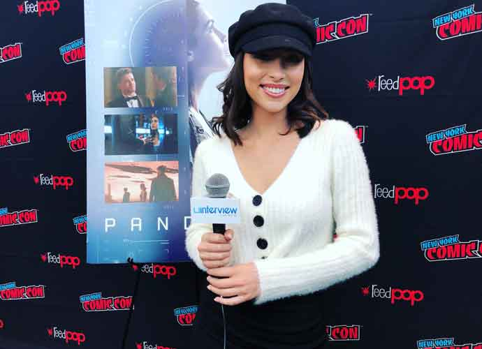 VIDEO EXCLUSIVE: Priscilla Quintana Explains Why Shooting Fight Scenes On CW's 'Pandora' Is 'Good Fun'