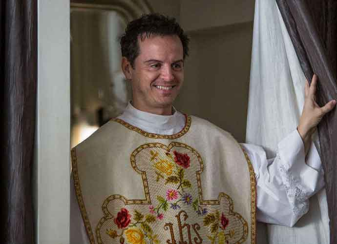 'Hot Priest' Andrew Scott Welcomes Possibility Of Pope Francis Allowing Priests To Marry