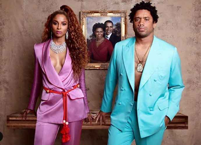 Ciara & Husband Russell Wilson Honor Beyoncé & Jay-Z With Their Halloween Costumes