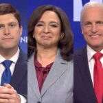 'Saturday Night Live' Democratic Debate Features All-Stars Guests Will Ferrell, Woody Harrelson & Larry David [Video]
