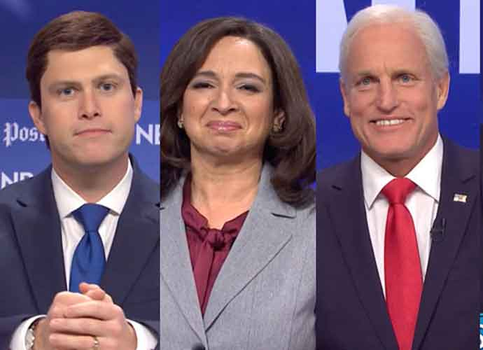 'Saturday Night Live' Democratic Debate Features All-Stars Guests Will Ferrell, Woody Harrelson & Larry David [Video]