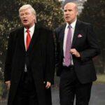 Saturday Night Lives's Cold Open Spoofs Will Farrell's Sondland Confronting Alec Baldwin's Trump