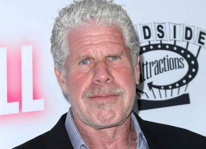 Ron Perlman Was Already Separated From His Wife Before He Was Spotted Kissing Costar Allison Dunbar