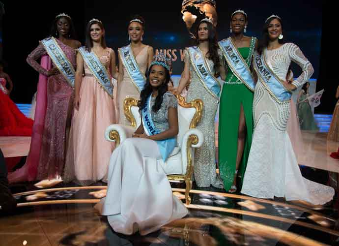 Miss Jamaica Toni-Ann Singh Wins Miss World 2019 Pageant