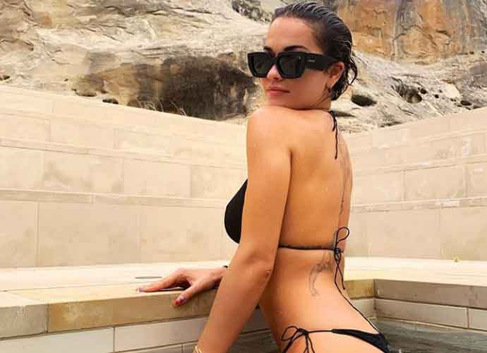 Rita Ora Wears Bikini At Grand Canyon Amangiri Resort Celebrating 29 Birthday With Miley Cyrus