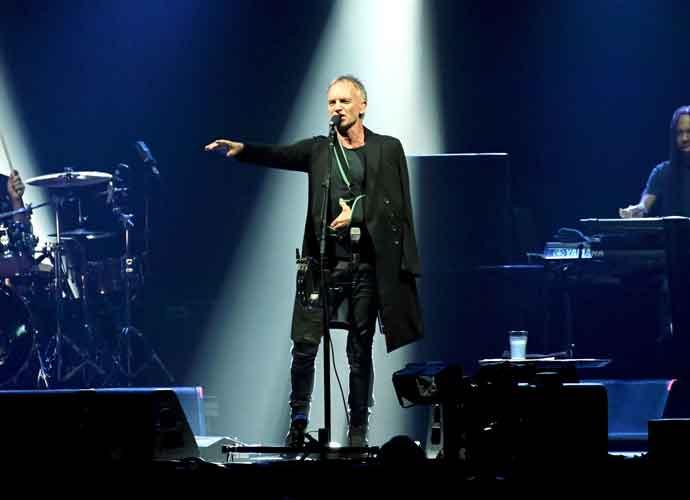 Sting Announces Las Vegas Residency Concert Dates!