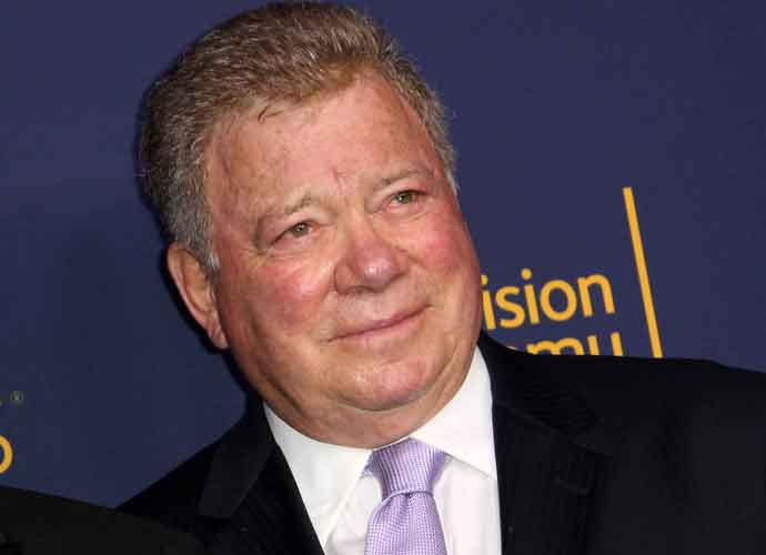 William Shatner, 90, In Talks To Fly On Blue Origin's Next Space Trip